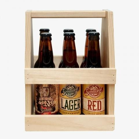 Gaitanejo craft beer (pack of 6)